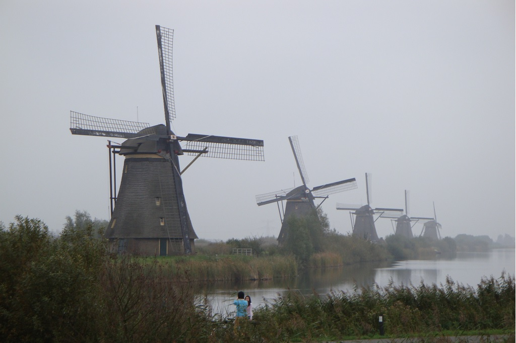 Kinderdijk (the Netherlands)