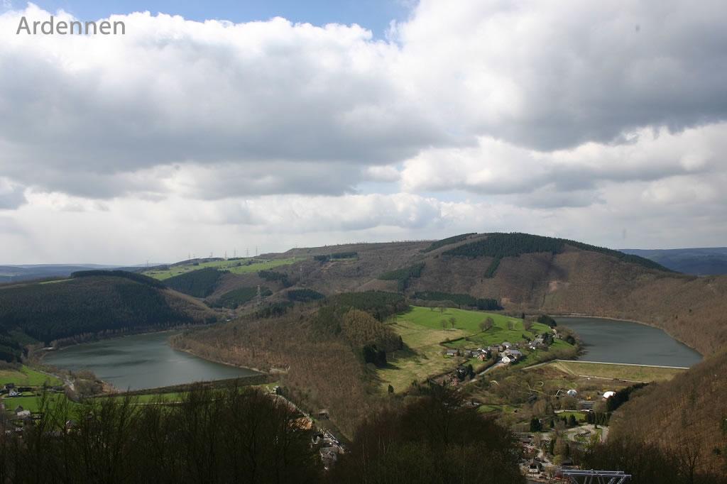 Korte trips-Ardennen