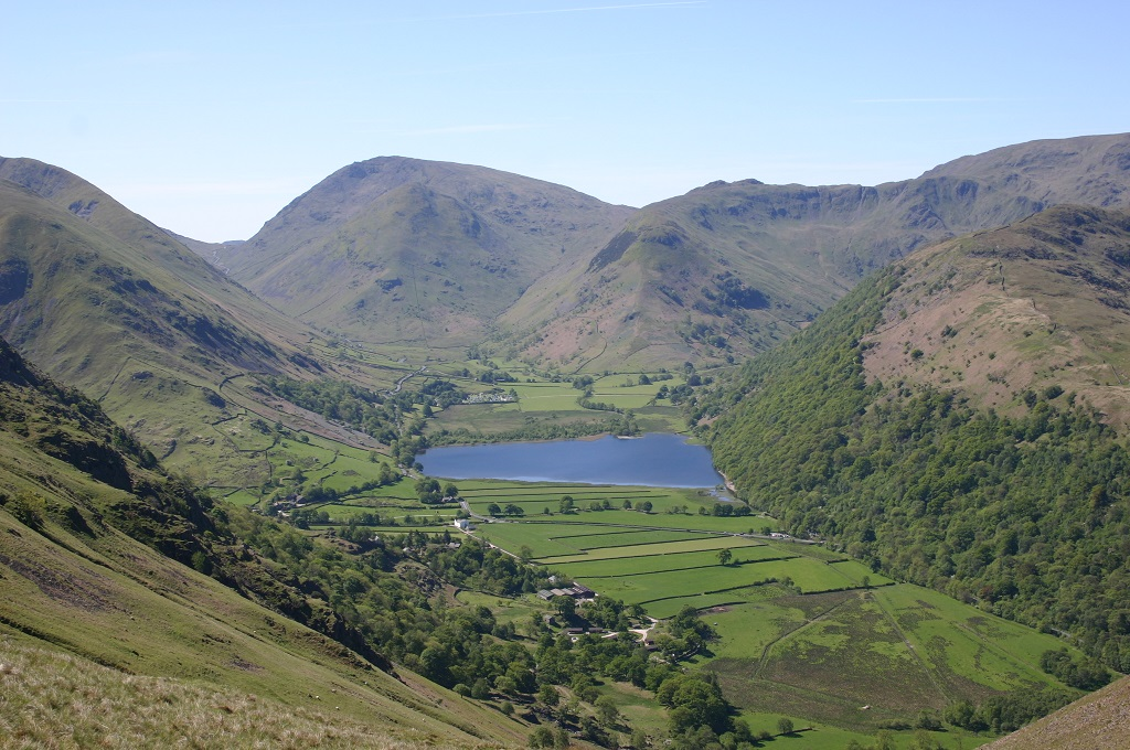 Patterdale Common (Lake District, England)