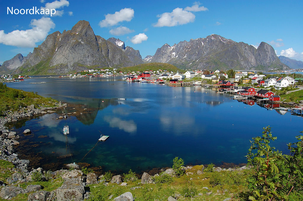 Reizen-Noordkaap
