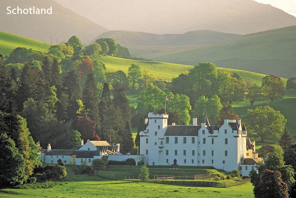 Reizen-Schotland