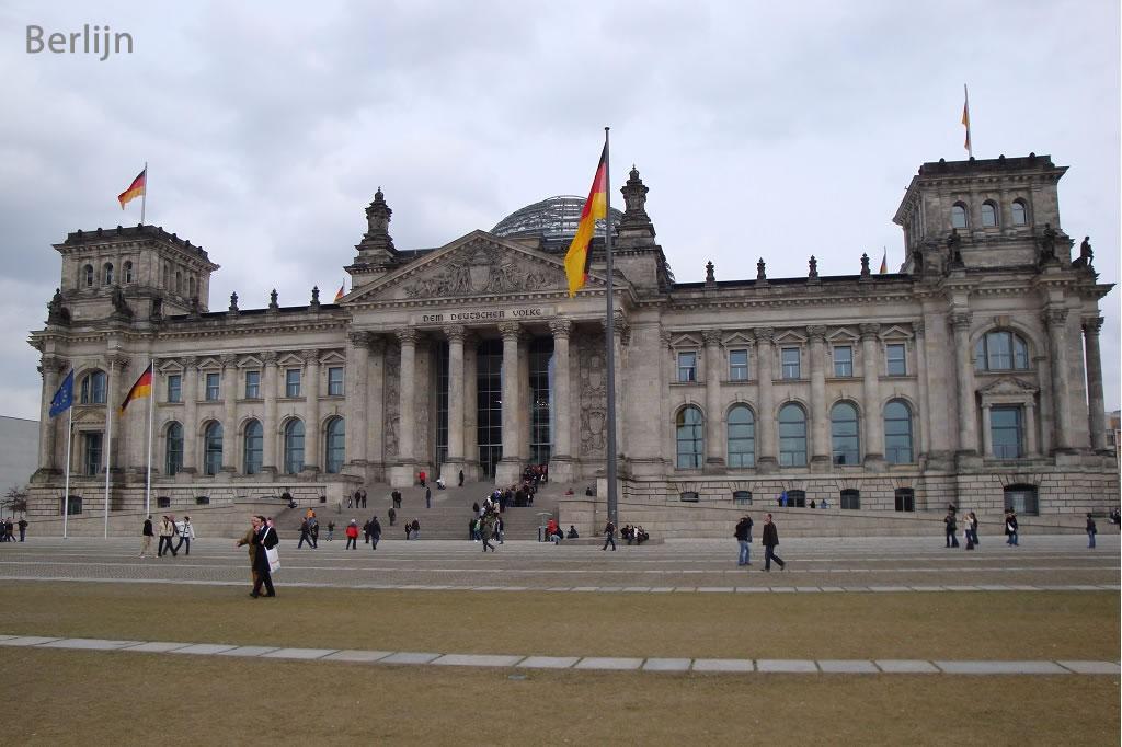Stedentrips-Berlijn