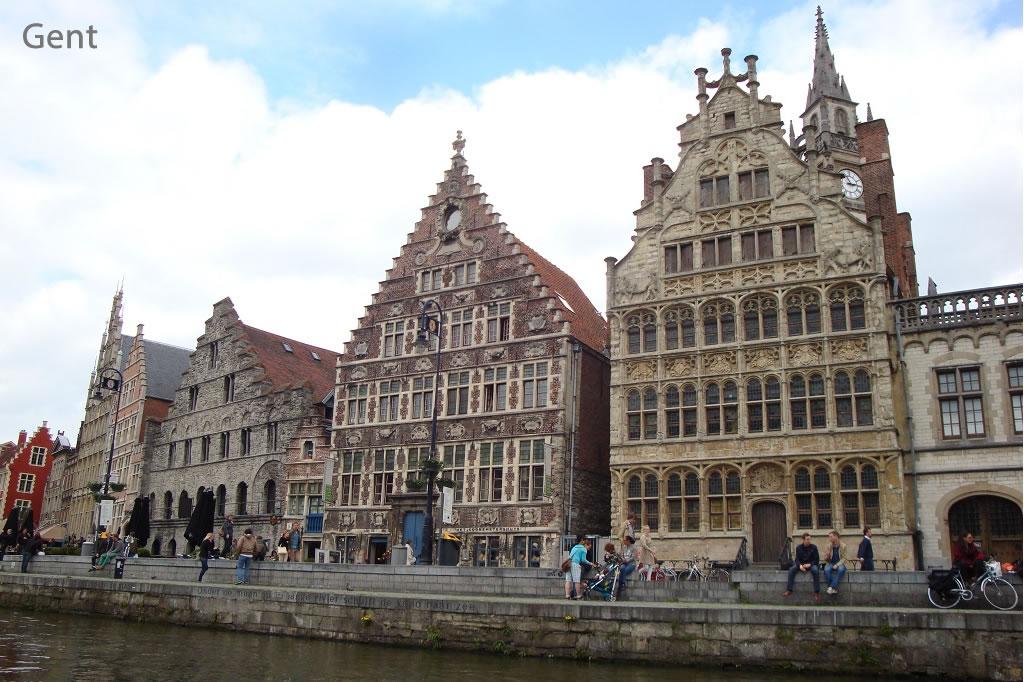 Stedentrips-Gent