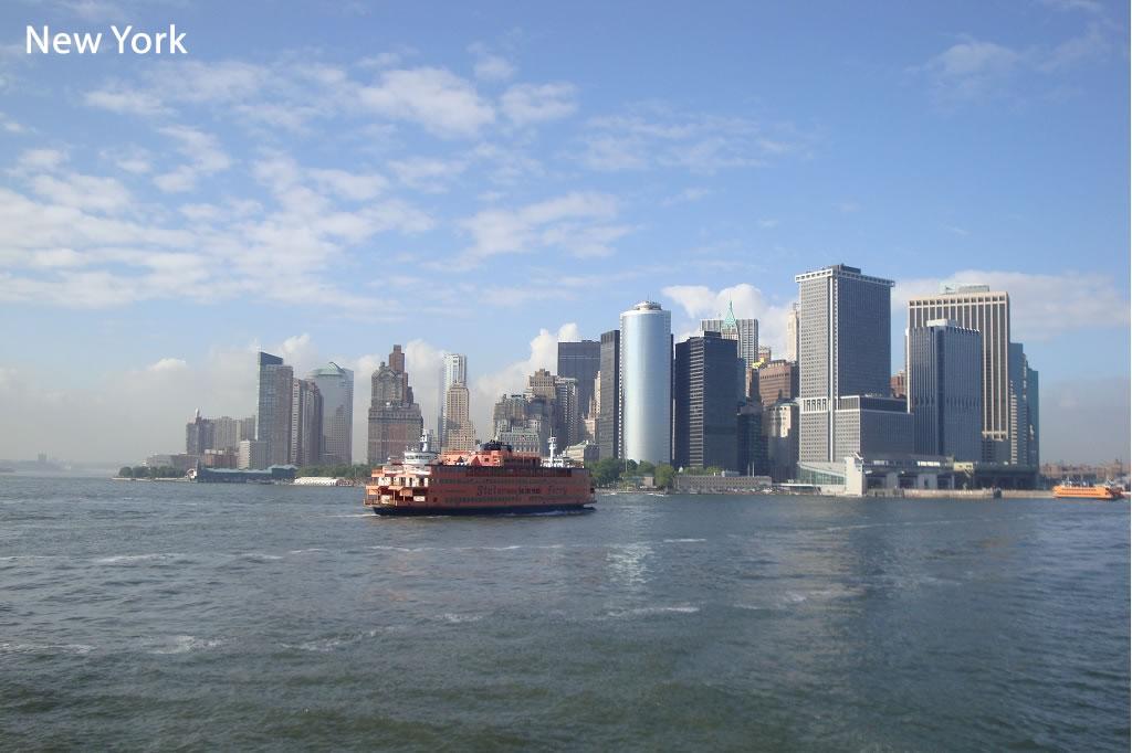 Stedentrips-New York