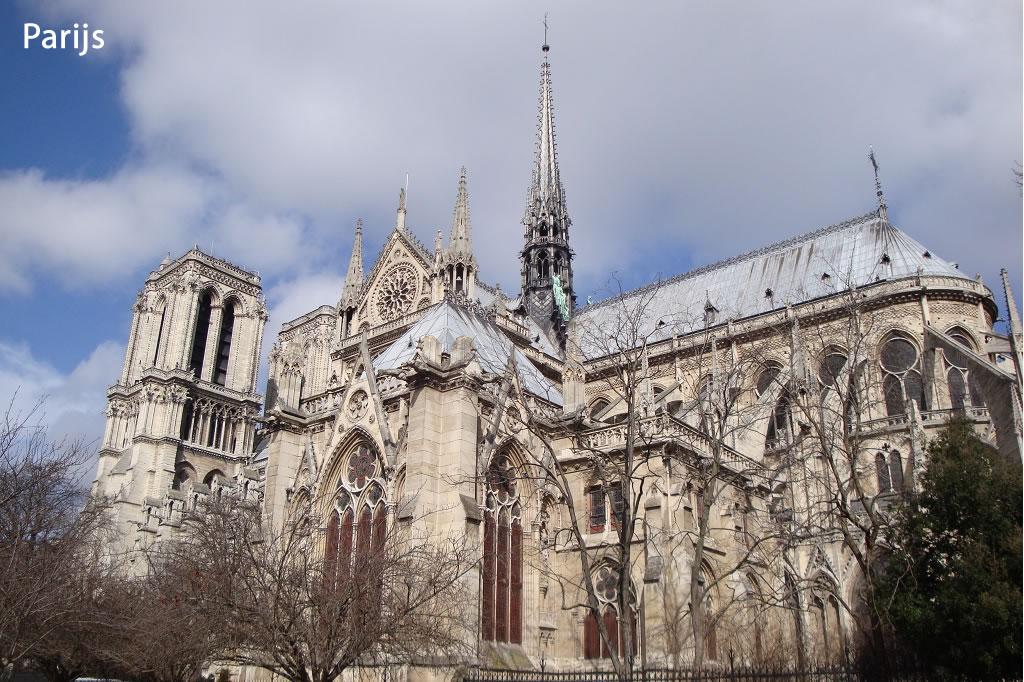 Stedentrips-Parijs