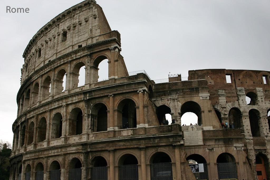 Stedentrips-Rome