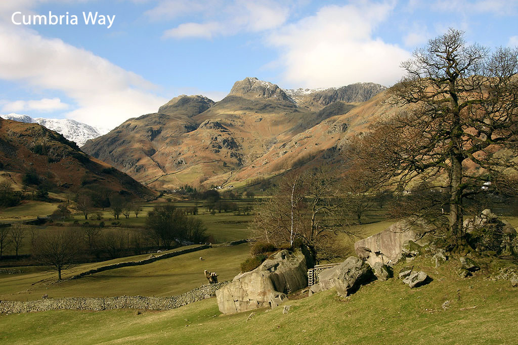 Wandelen UK-Cumbria Way
