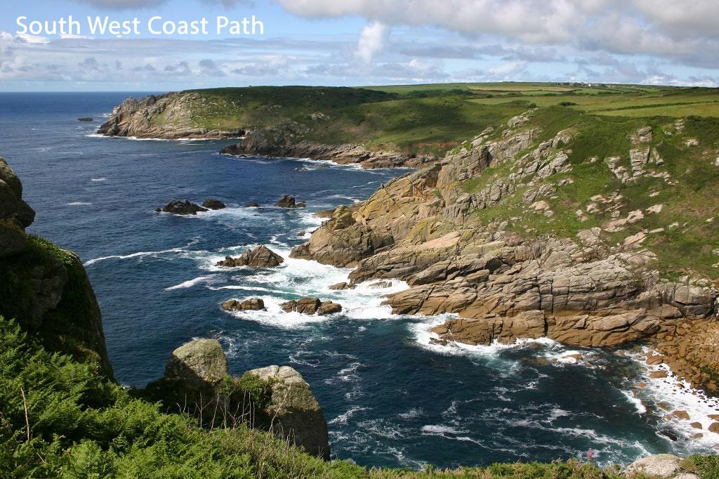 Wandelen UK-South West Coast