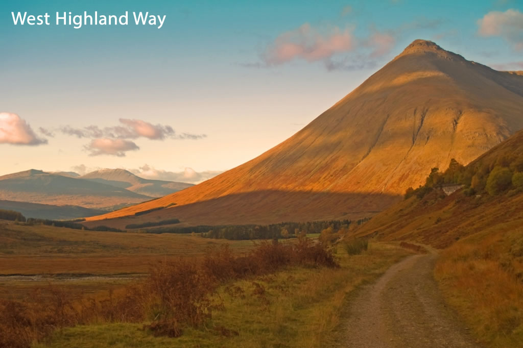 Wandelen UK-West Highland Way