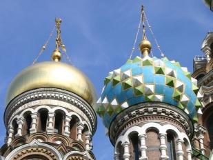 Kerk van de Verlosser op het Bloed in St. Petersburg