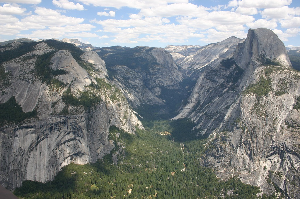 Half Dome (Yosemite NP, California)