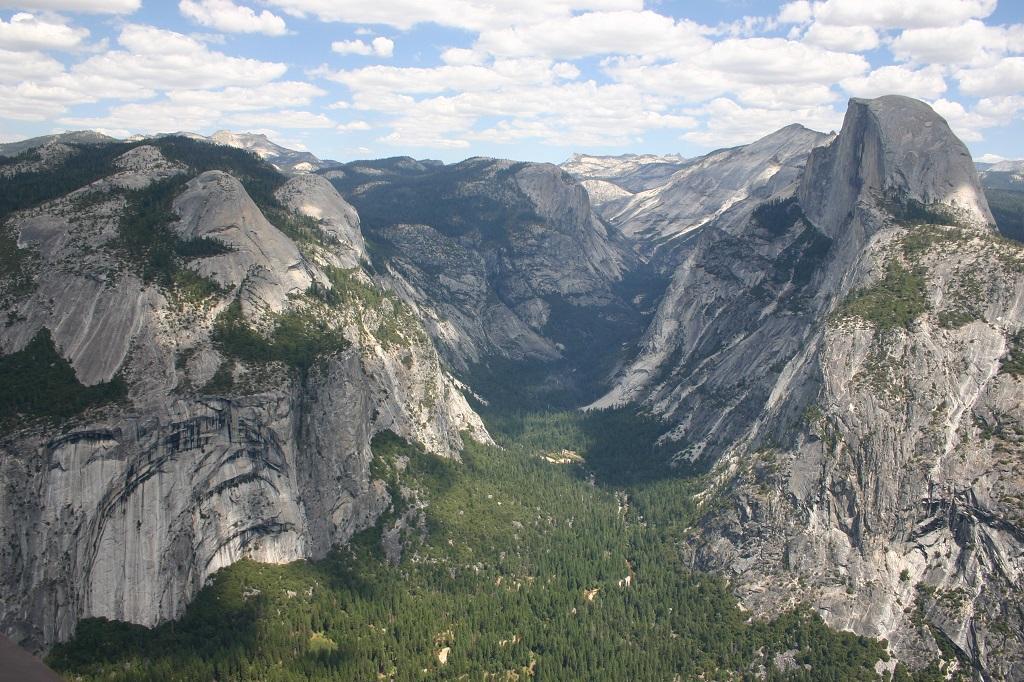Half Dome (Yosemite NP, California)